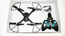 Радиоуправляемый квадрокоптер D11 с WIFI камерой quadrocopter, фото 3