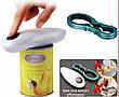 One Touch Hands консервный электрический нож автоматическая открывалка, фото 5