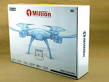 Квадракоптер 1 Million копия X5C Syma, фото 3