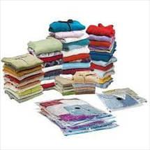 Вакуумные пакеты для хранения одежды Space Bag органайзер одежды 50*60 10шт, фото 2