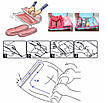 Вакуумные пакеты для хранения одежды Space Bag органайзер одежды 50*60 10шт, фото 5