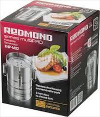 Ветчинница Форма для приготовления ветчины, колбасы CARDBOARD CASE Redmond RHP-M02 Original size, фото 2
