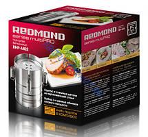 Ветчинница Форма для приготовления ветчины, колбасы CARDBOARD CASE Redmond RHP-M02 Original size, фото 3