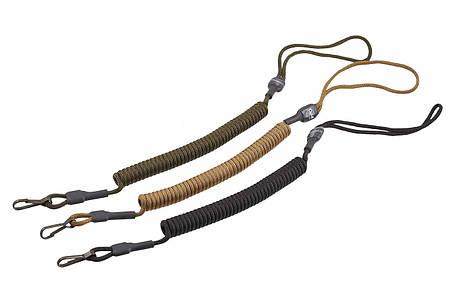 Страховочный шнур-S02-комбинированный с карабином, фото 2