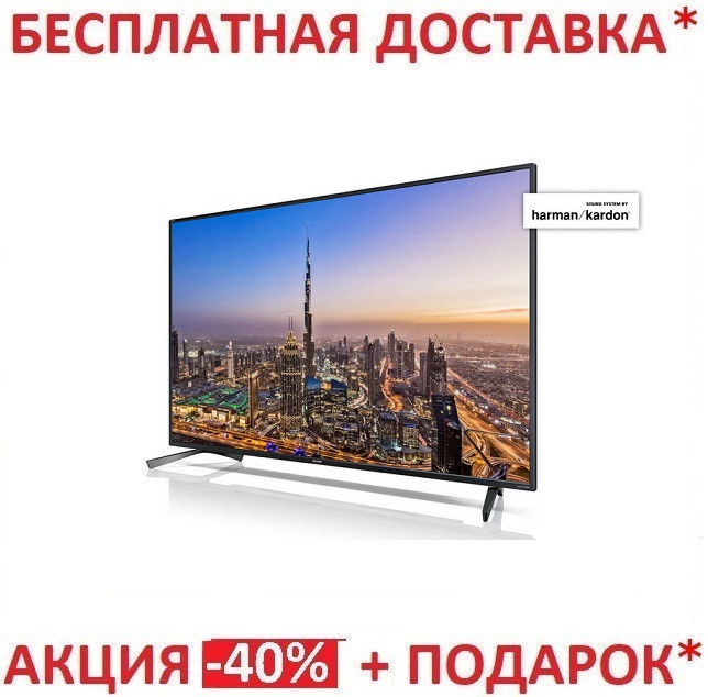 4K UHD телевизор Sharp LC-43UI8652E (43)4K Resolution