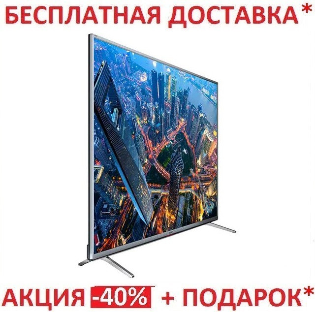 Телевизор Sharp LC-43UI8872E (AM 800Гц, Ultra HD 4K, Smart Aquos Net+, HDR10, Harman/Kardon 20Вт, DVB-C/T2/S2)