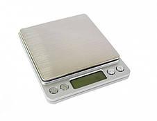 Весы карманные ювелирные MH267 (500/0,01) digital pocket jewelry scales 500g 0.1g, фото 3