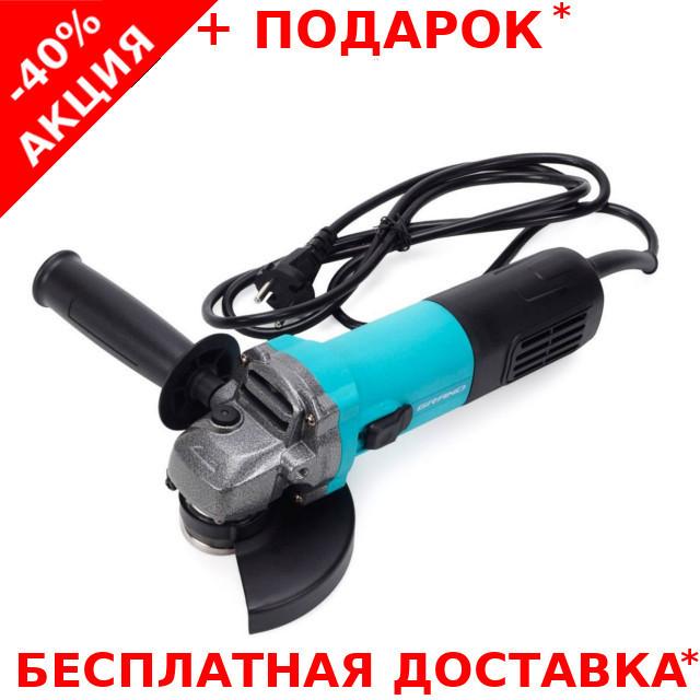 Профессиональная угловая шлифмашинка Grand МШУ-125-1400 для слесарных работ