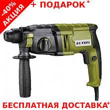 Профессиональный перфоратор Eltos ПЭ-1020 для сверления и штробления