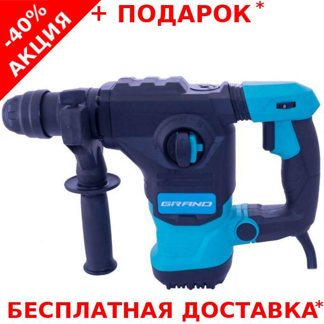 Профессиональный перфоратор GRAND ПЭ-2300 для сверления и штробления