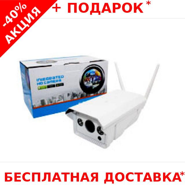 Уличная камера видеонаблюдения IP Q03 2 MP с ночной подсветкой