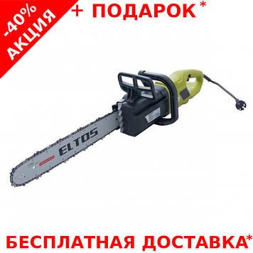 Электропила цепная  ELTOS ПЦ-2750 по дереву