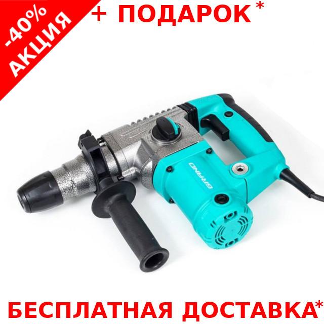 Профессиональный перфоратор GRAND ПЭ-1600 для сверления и штробления