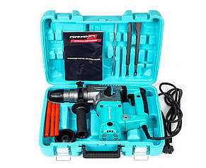 Профессиональный перфоратор GRAND ПЭ-1600 для сверления и штробления, фото 2