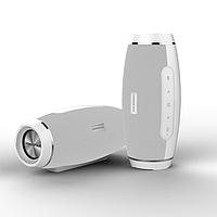 Портативная Bluetooth колонка Hopestar H27 с влагозащитой White