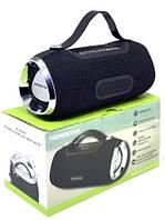Портативная Bluetooth колонка Hopestar H40 с влагозащитой Black