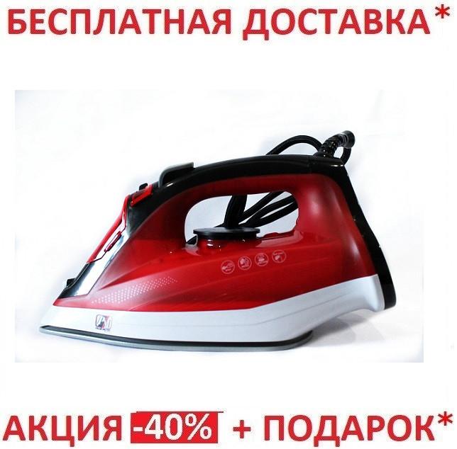 Паровой Керамический Утюг PM 1141 Promotec