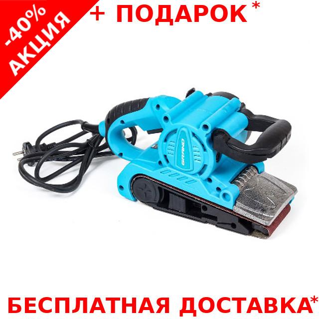 Профессиональная ленточная шлифмашинка GRAND ЛШМ-1050 универсального применения