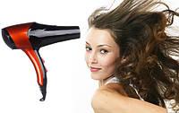 Фен для волос Gemei GM 1766 Оранжевый