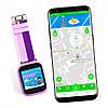 Детские смарт-часы Smart Baby Watch Q100 c GPS трекером и телефоном, фото 5