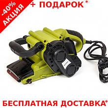 Профессиональная ленточная шлифмашинка ELTOS ЛШМ-1010 универсального применения
