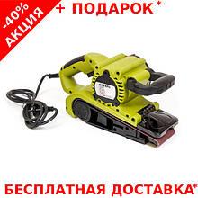 Профессиональная ленточная шлифмашинка ELTOS ЛШМ-1250 универсального применения
