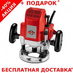 Профессиональный ручной фрезер BEST МФ-2300 для дерева пластика композита, фото 2