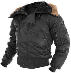 Куртка N2B MilTec Black 10410002