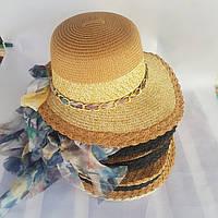 Шляпы женские с бантом