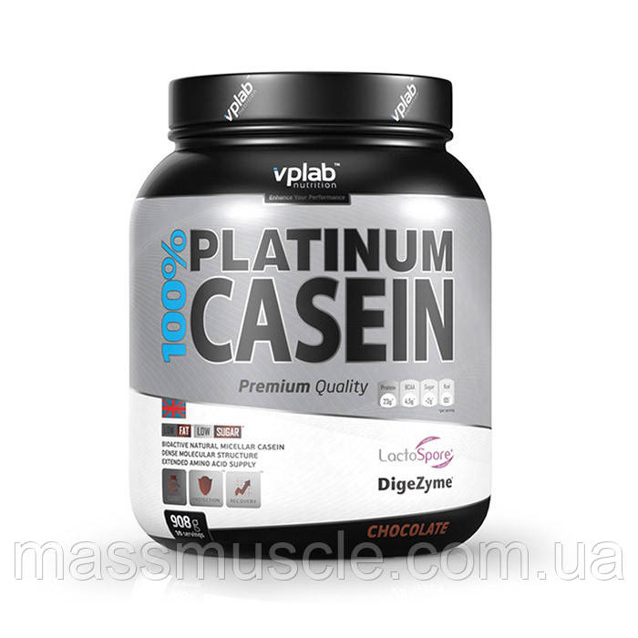 Казеин VP Lab 100% Platinum Casein 908g