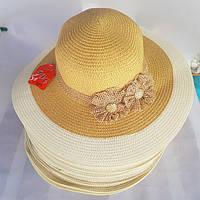 Женские шляпы летние