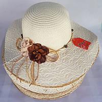 Женская шляпа нарядная