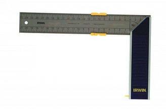 Угольник IRWIN SQUARE 300мм,TRI & MITRE