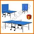 Тенісний стіл для пінг понгу для приміщень Атлетик Лайт GSI-Sport Athletic Light Gk-2, фото 2