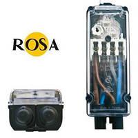 Вводный щиток TB-11 для питающих кабелей парковых светильников ROSA