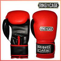 Тренировочные боксерские перчатки RING TO CAGE Gym Training Gloves
