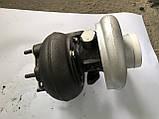 Турбокомпрессор (турбина) Schwitzer КАМАЗ - ЕВРО-2, фото 5