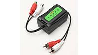 Автомобильный аудио фильтр SS-002 шумовой фильтр 12V (15922)