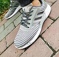Мужские кроссовки в стиле Adidas Classic Grey