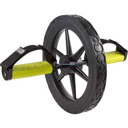 Ролик для пресса GoFit Extreme Ab Wheel, фото 2