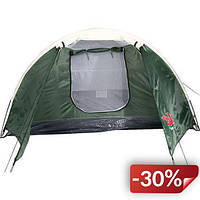 Палатка туристическая Bestway 68041 Montana четырехместная Зеленый (003745)