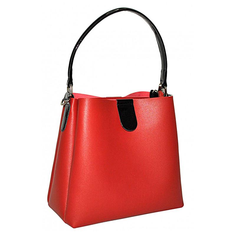 Женская красная сумка Monsen 1035513-red