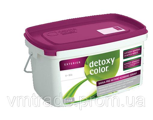 Краска DETOXY COLOR EXTERIER 7.5 кг, Чехия