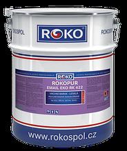 """Эмаль полиуретановая """"пищевая""""  ROKOPUR  Email  EKO  RK 422 10+2кг"""