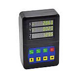 3 координати TTL 5 вольт LED дисплей пристрій цифрової індикації DL50-3, фото 3