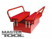 MasterTool  Ящик металлический 550мм, 3 отделения, Арт.: 79-5503