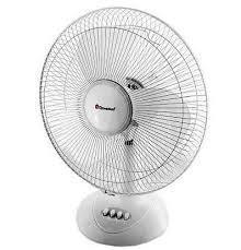 Вентилятор настільний,побутової Domotec МЅ-1626 White