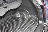 Коврик в багажник  SSANGYONG Korando 2010- кросс. (полиуретан), фото 4