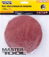 MasterTool  Круг шлифовальный на липучке 125 мм зерно 180, Арт.: 08-2518
