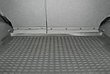 Коврик в багажник  SSANGYONG Kyron 2005- внед. (полиуретан), фото 4